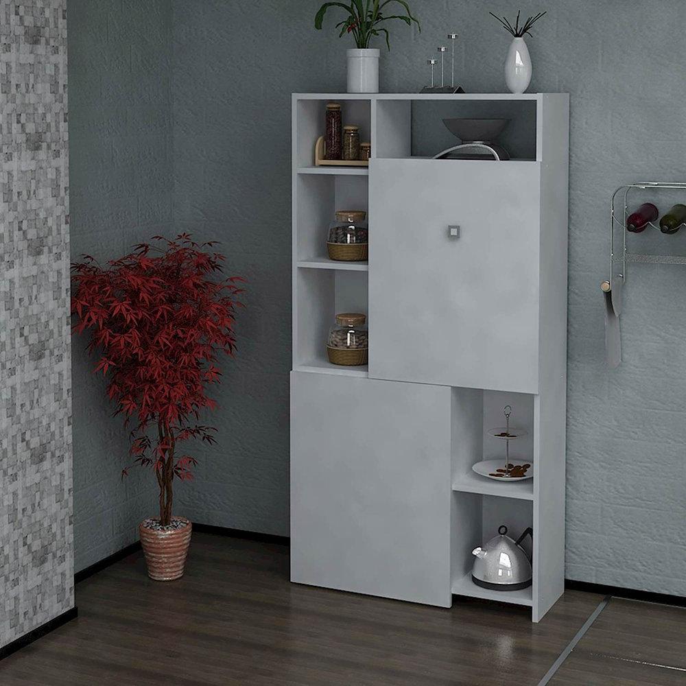 Armadio/consolle per cucina, bianco - Moderno che passione ...
