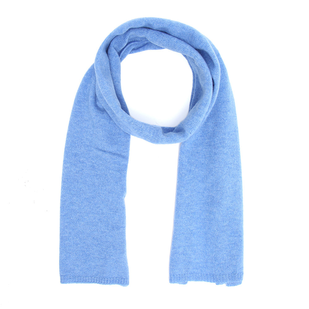 design di qualità 12d04 28a98 Sciarpa in cashmere azzurra - 100% CASHMERE - Acquista su Ventis.