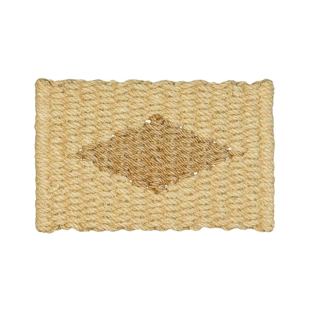 Zerbino in corda di Juta - Un mondo di tappeti - Acquista su Ventis.