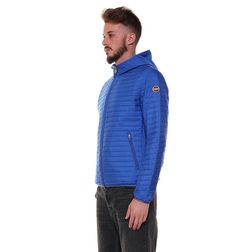 get cheap 23a5f e4f58 Piumino Colmar leggero blu elettrico - Colmar Piumini