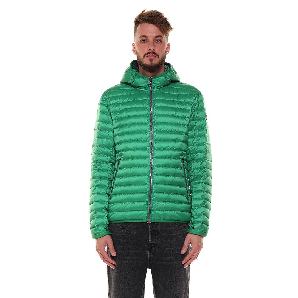 Piumino Colmar leggero verde smeraldo