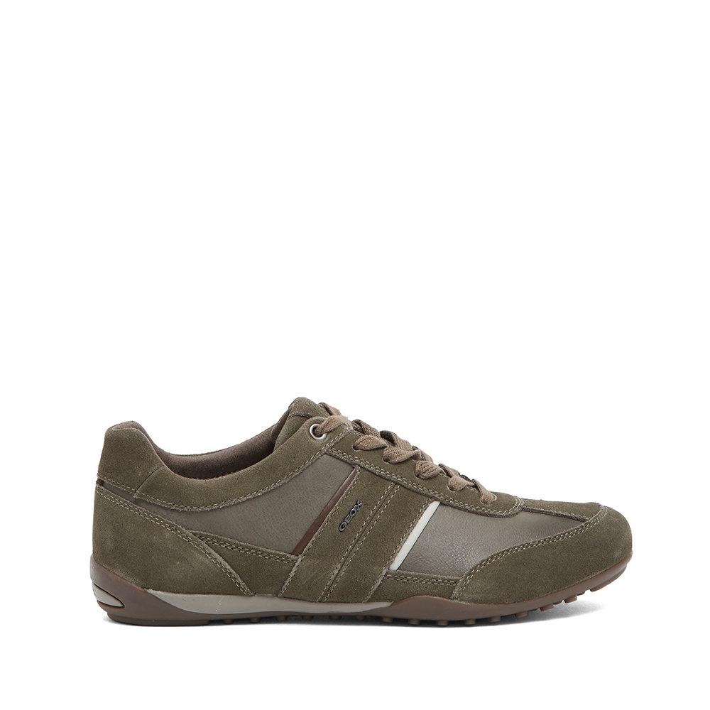 Scarpe Scamosciate Well Da Sneakers Uomo Geox Acquista Tortora qY4RC 79926190c5e