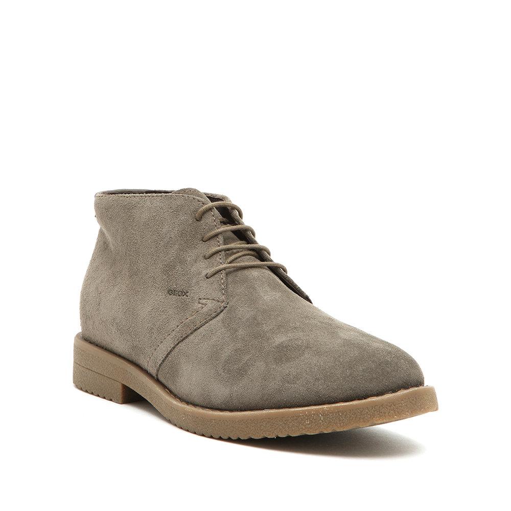 GEOX Stringate Tortora Uomo Scarpe Stringate,geox scarpe da
