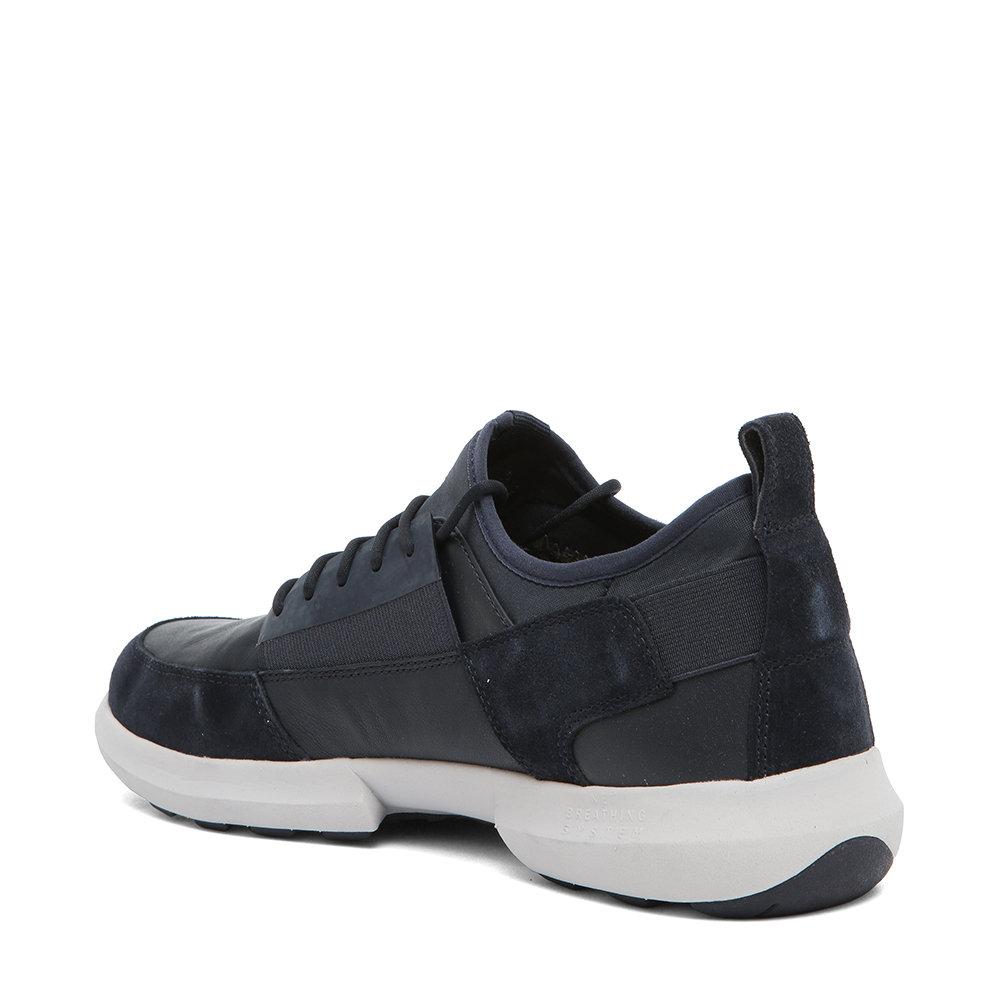 Acquista Geox Su Navy Sneakers Traccia Scarpe Da Ventis Uomo Blu 9WIDE2YH