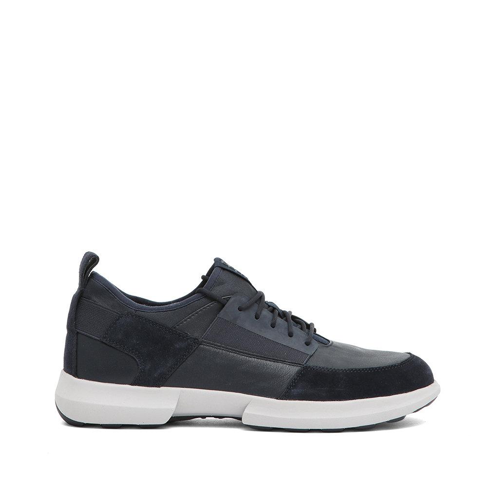 Sneakers Scarpe Geox Navy Traccia Su Da Blu Uomo Ventis Acquista wqYprfqv