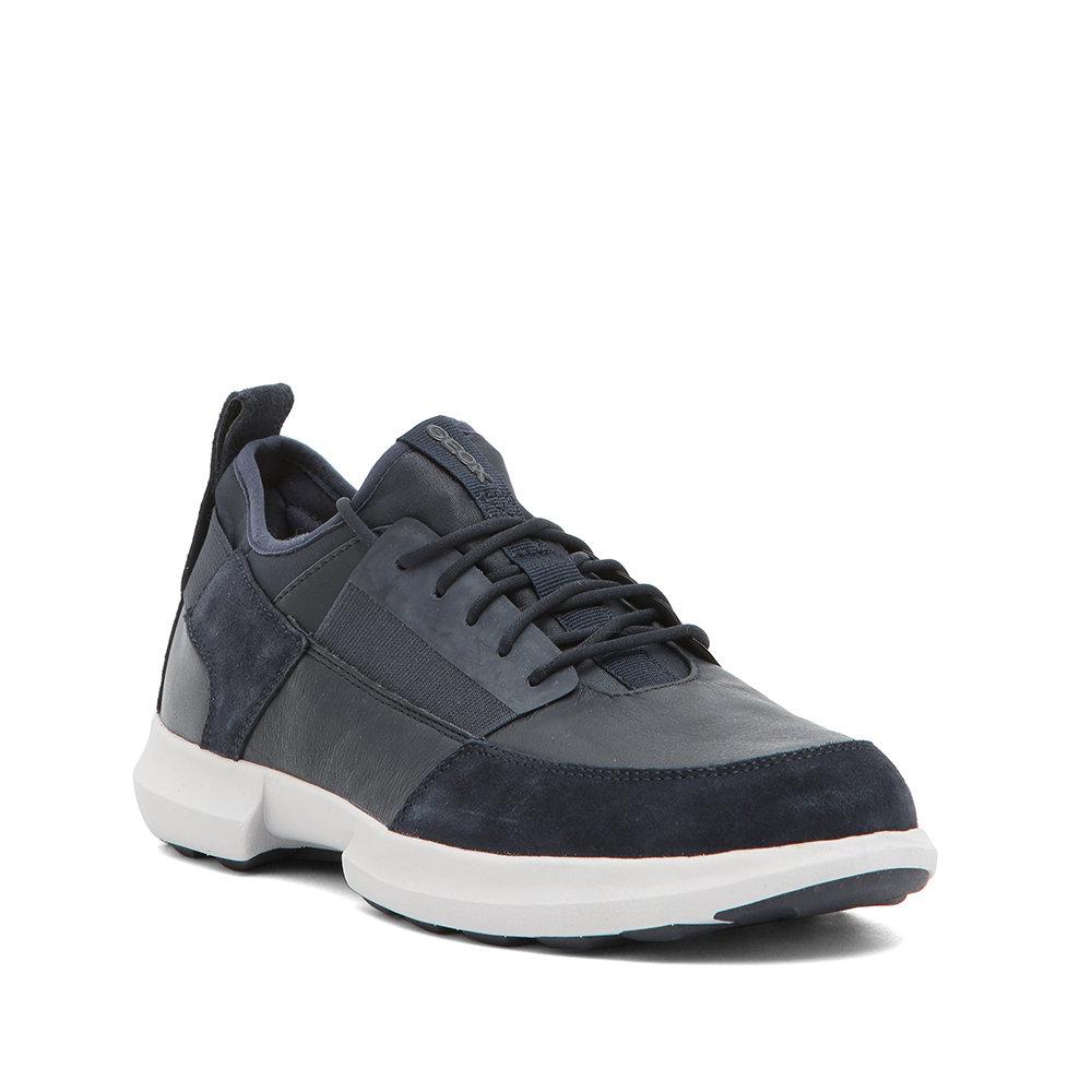 Uomo Scarpe Da Sneakers Acquista Traccia Su Navy Geox Ventis Blu ChxsrdtQB