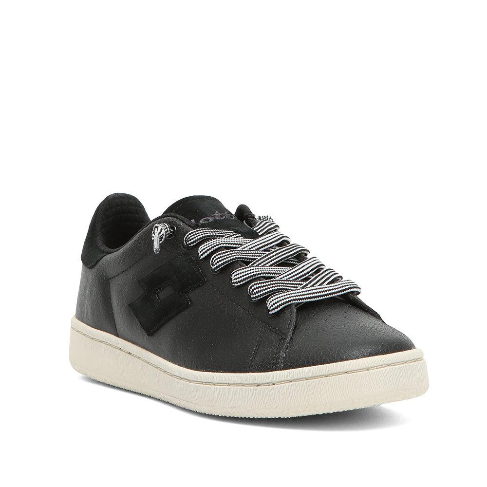 Sneaker bassa Autograph Leggenda da uomo nero - LOTTO - Acquista su ... 1ce2b157c71