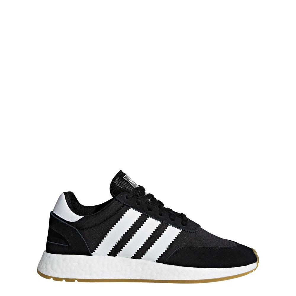 outlet store 2cc17 10575 Sneakers I-5923 da Uomo nero e bianco. Adidas Selection