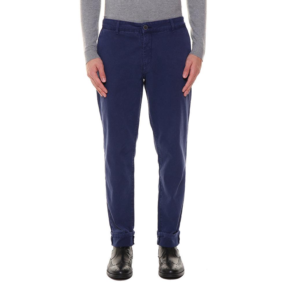 brand new 7446d 82fb6 Pantaloni modello chino blu acciaio - Liu Jo Uomo A/I - Acquista su Ventis.