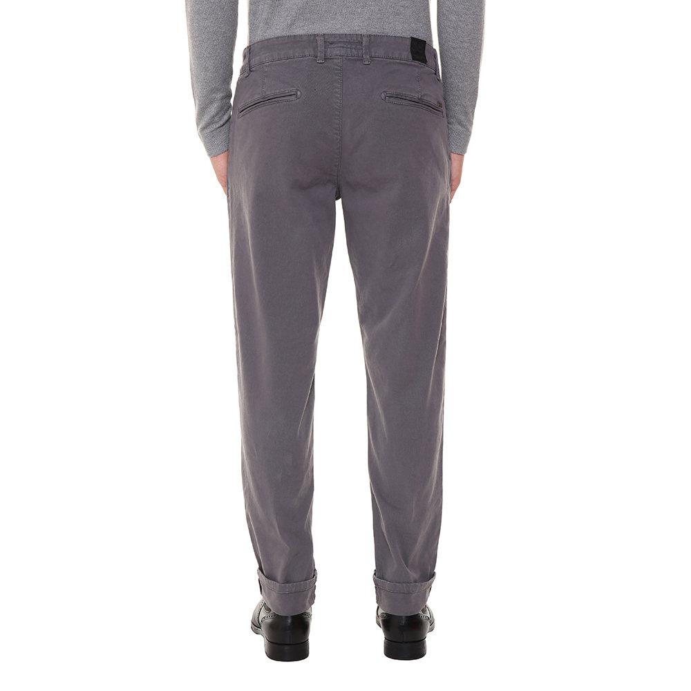 Pantaloni modello chino canna di fucile - Liu Jo Uomo A I - Acquista ... 94df76913fd