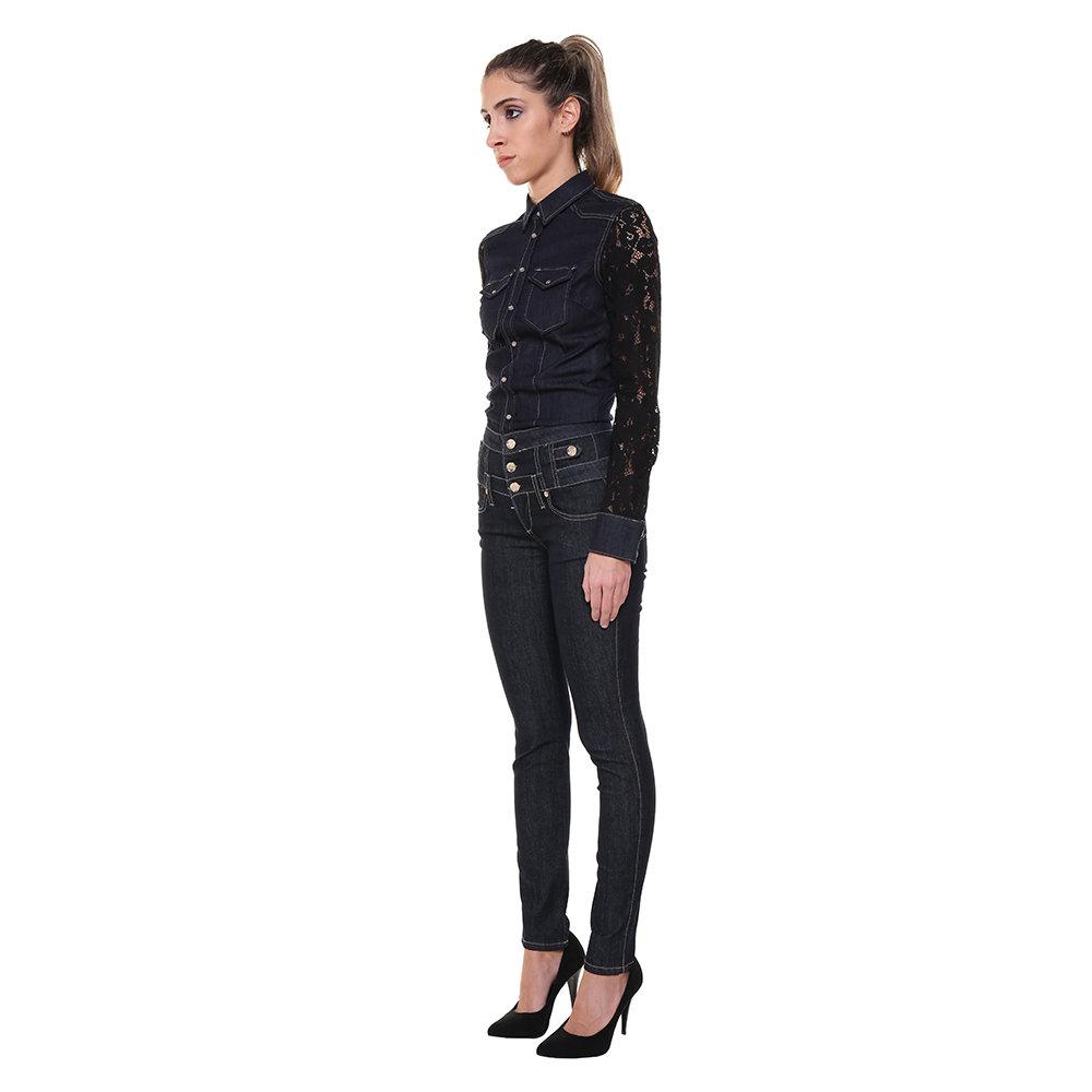 new style 200c1 830cf Tuta in jeans blu scuro - Liu Jo Donna A/I - Acquista su Ventis.