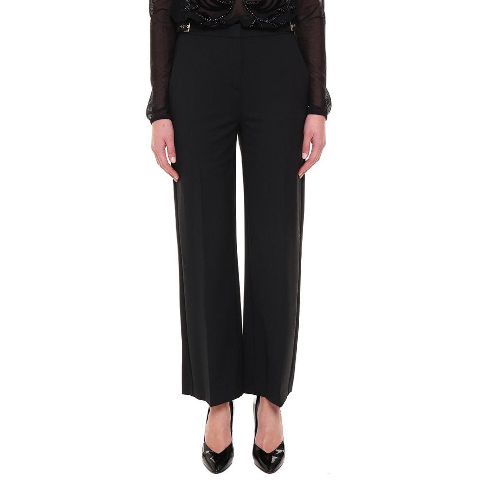 low priced 003e0 bd048 Pantaloni in tessuto stretch neri - Patrizia Pepe - Acquista su Ventis.