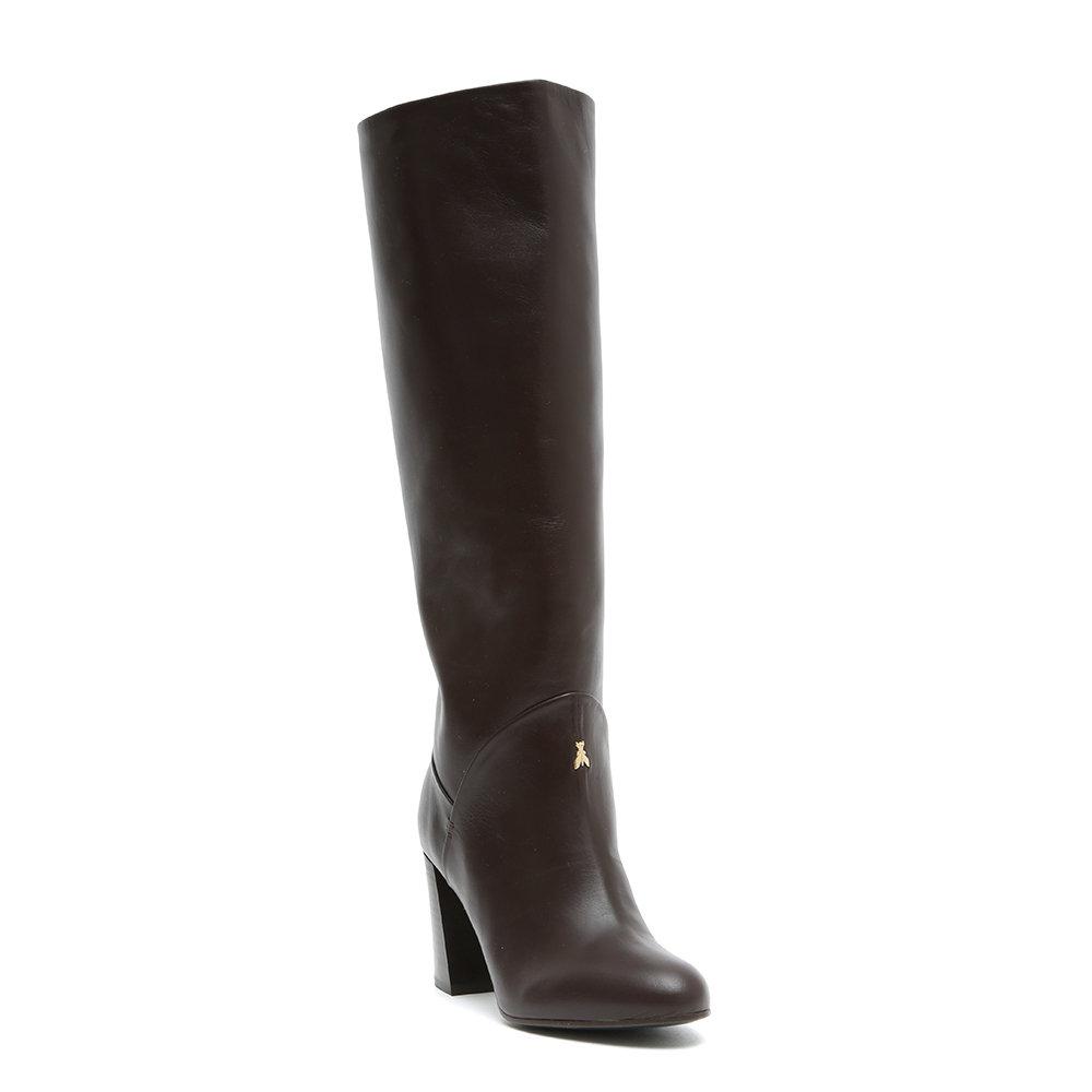 a basso prezzo c8e21 b9798 Stivali sotto il ginocchio marroni - Patrizia Pepe - Acquista su Ventis.
