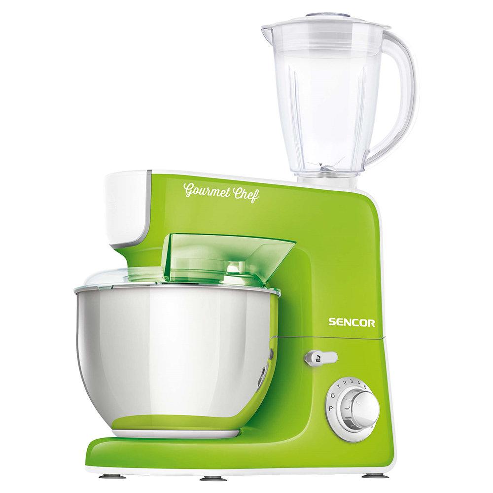 Robot da cucina, Verde - Sencor Planetaria - Acquista su Ventis.