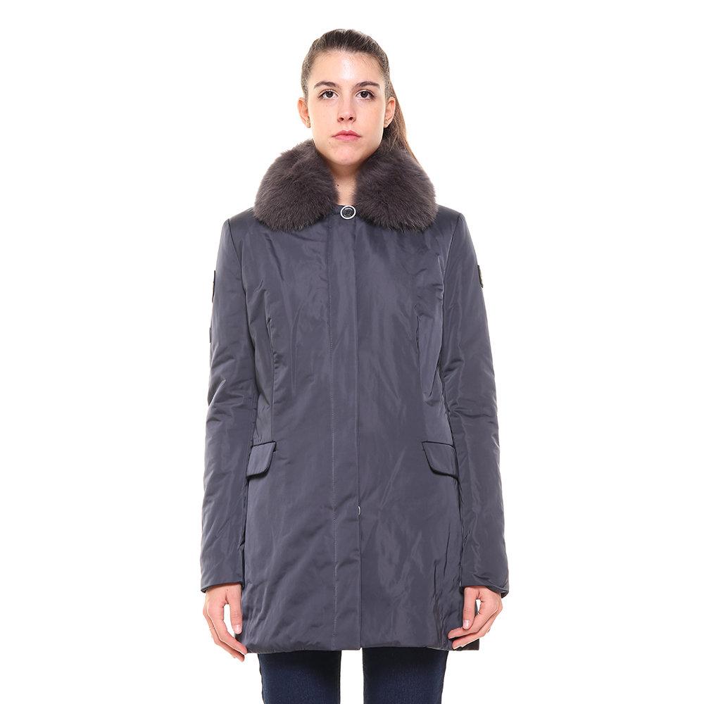 taglia 40 184d0 2b878 Giacca Refrigiwear imbottita da donna della capsule Alice Campello grigio  antracite - Refrigiwear - Acquista su Ventis.