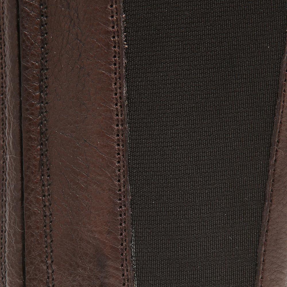 Stivali con tacco largo marroni GEOX SCARPE Acquista su Ventis.