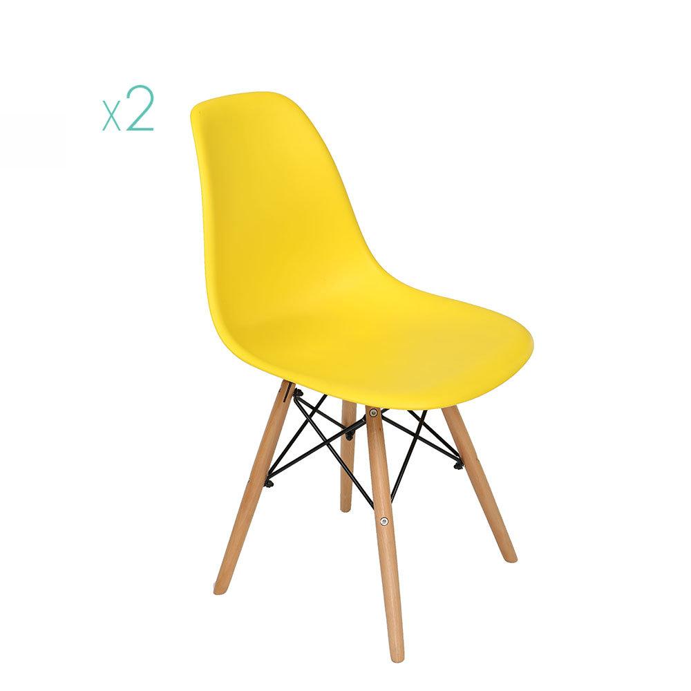 Set di 2 sedie clio casa nuova arredo nuovo acquista for Nuovo arredo sansepolcro