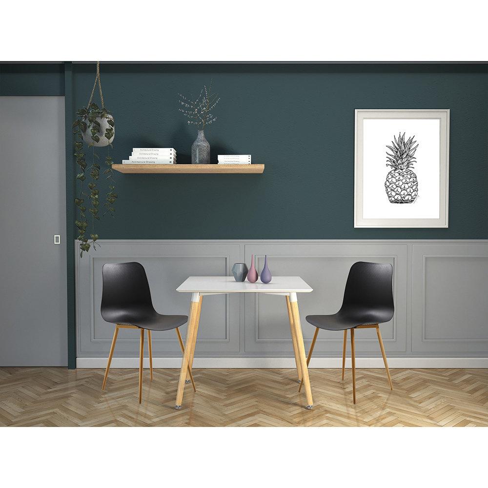 Set da 2 sedie polaris casa nuova arredo nuovo for Nuovo arredo sansepolcro