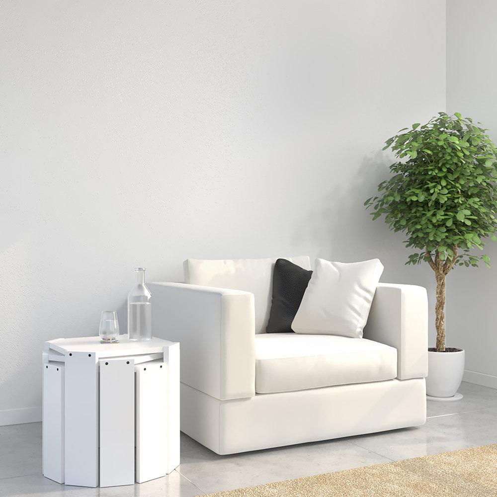 Tavolino hansel nested casa nuova arredo nuovo for Nuovo arredo sansepolcro