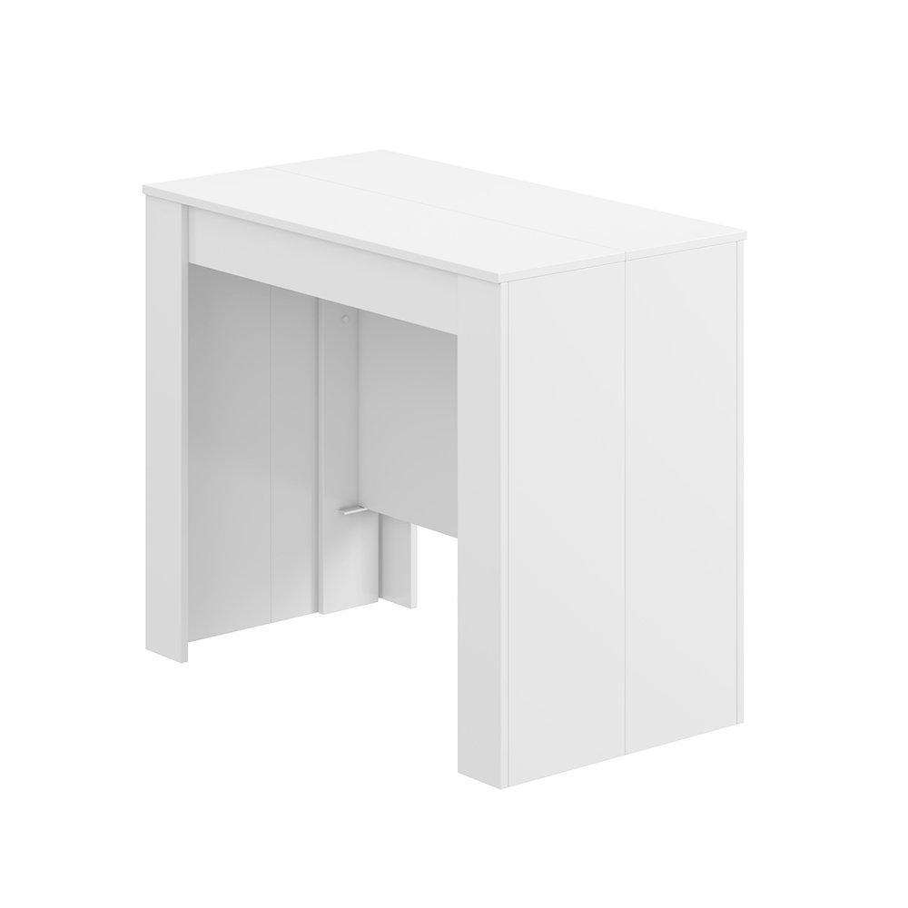 Granada a1 tavolo consolle estensibile bianco tutto - Tavolo allungabile granada a1 ...