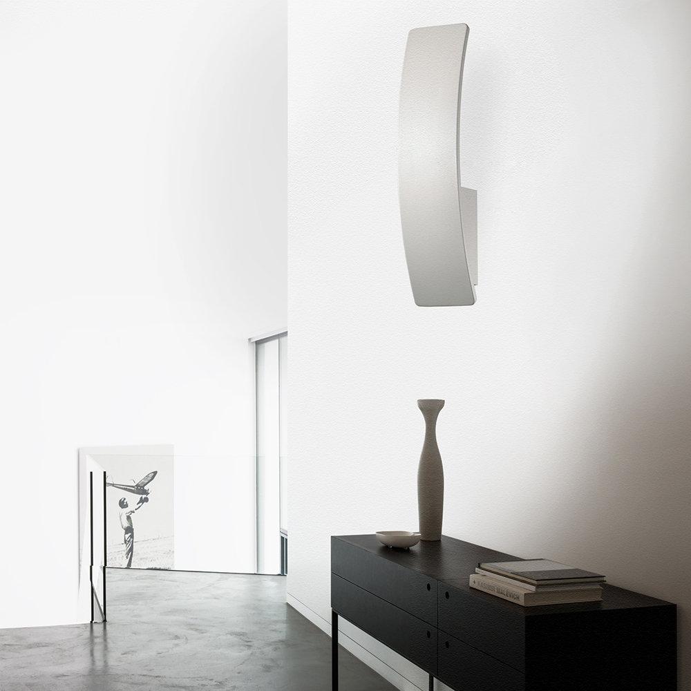 Lampada da parete cromo luci a parete acquista su ventis for Luci parete