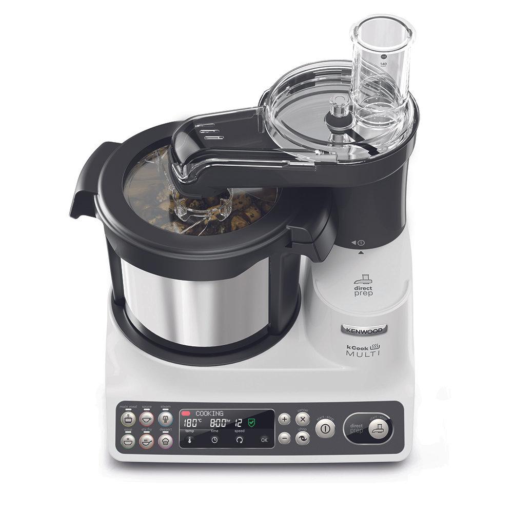 Robot da Cucina con funzione cottura - CCL401WH - Kenwood - Acquista ...