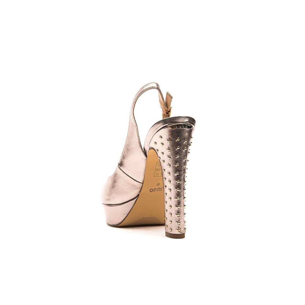 Sandali Rosa Liu Su Alto Scarpe Acquista Oro Con Ventis Jo Tacco jAq35L4R