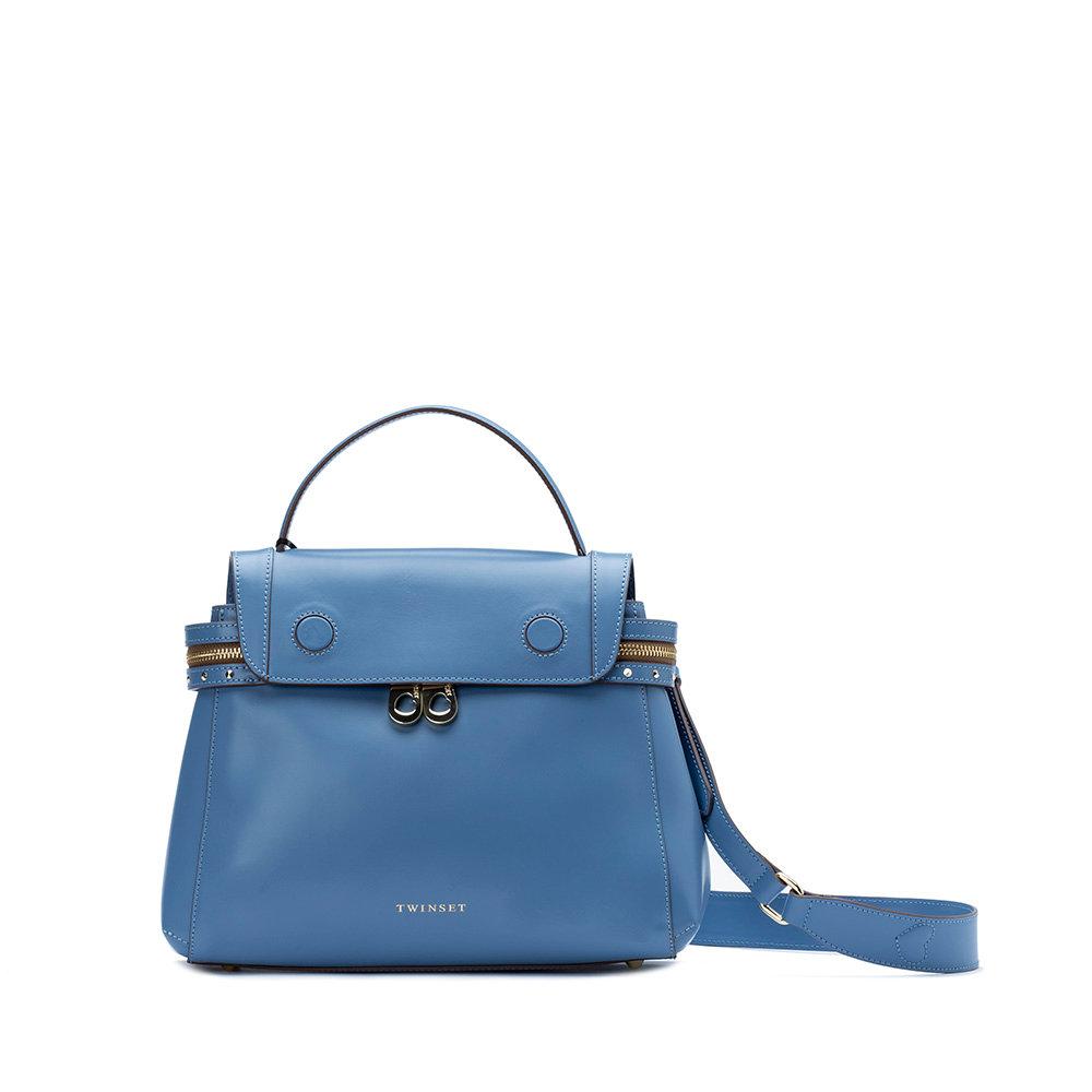 Prezzo del 50% outlet in vendita prezzo competitivo Borsa Cecile blu stone - Twin Set - Acquista su Ventis.