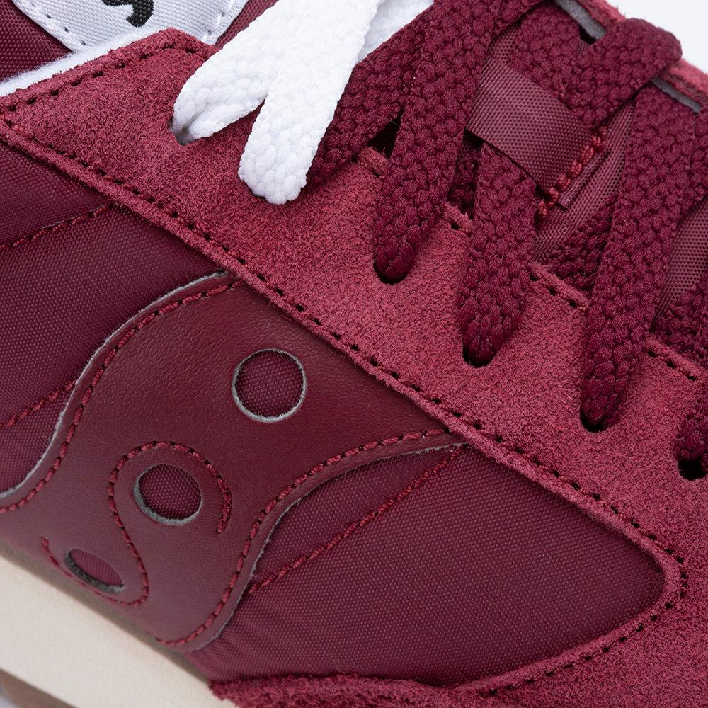Jazz Su Sneakers Uomo Saucony Acquista Vintage Original Bordeaux c3TlF1KJ