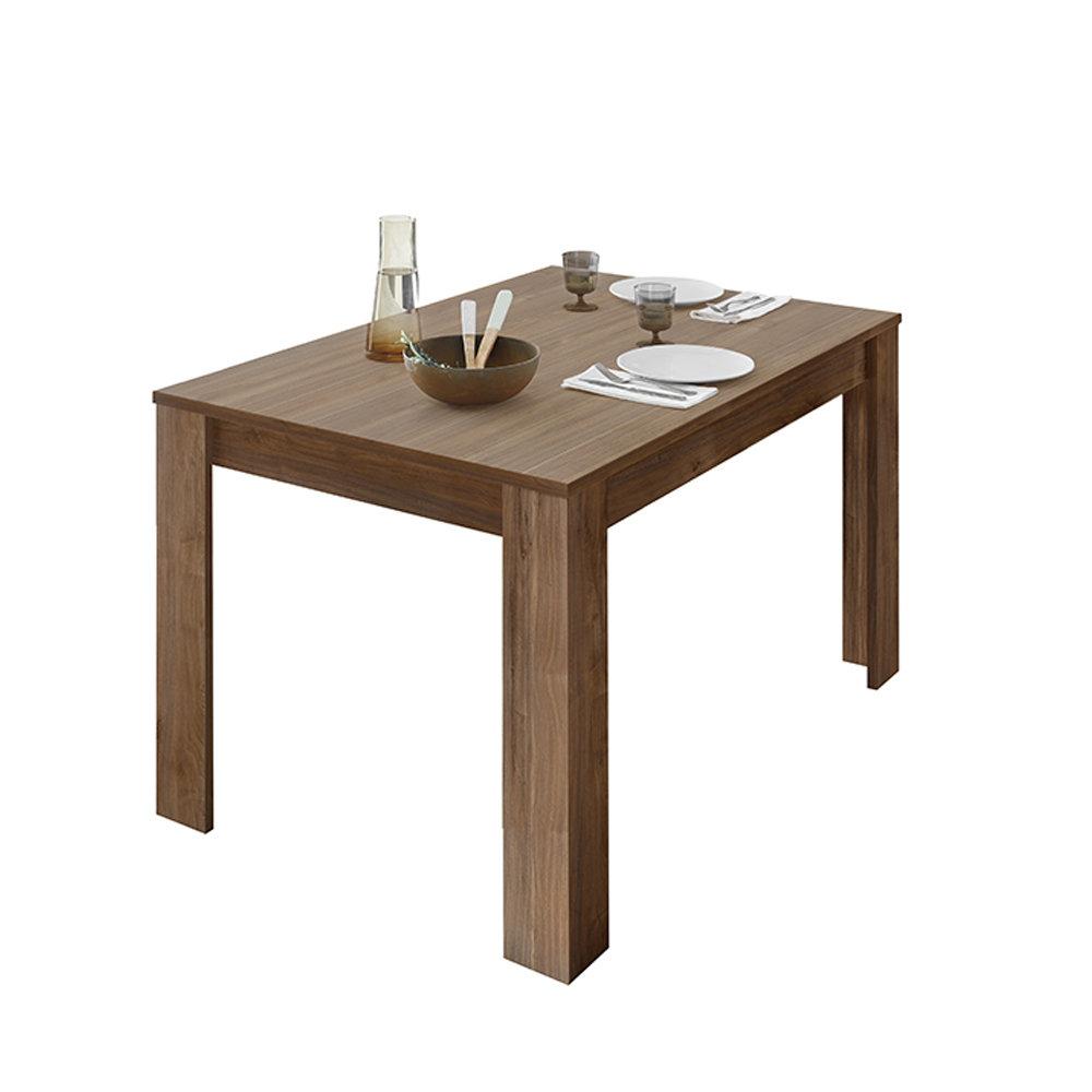 Tavolo allungabile LIPARI, noce - Tavoli e Sedie: scegli con stile ...