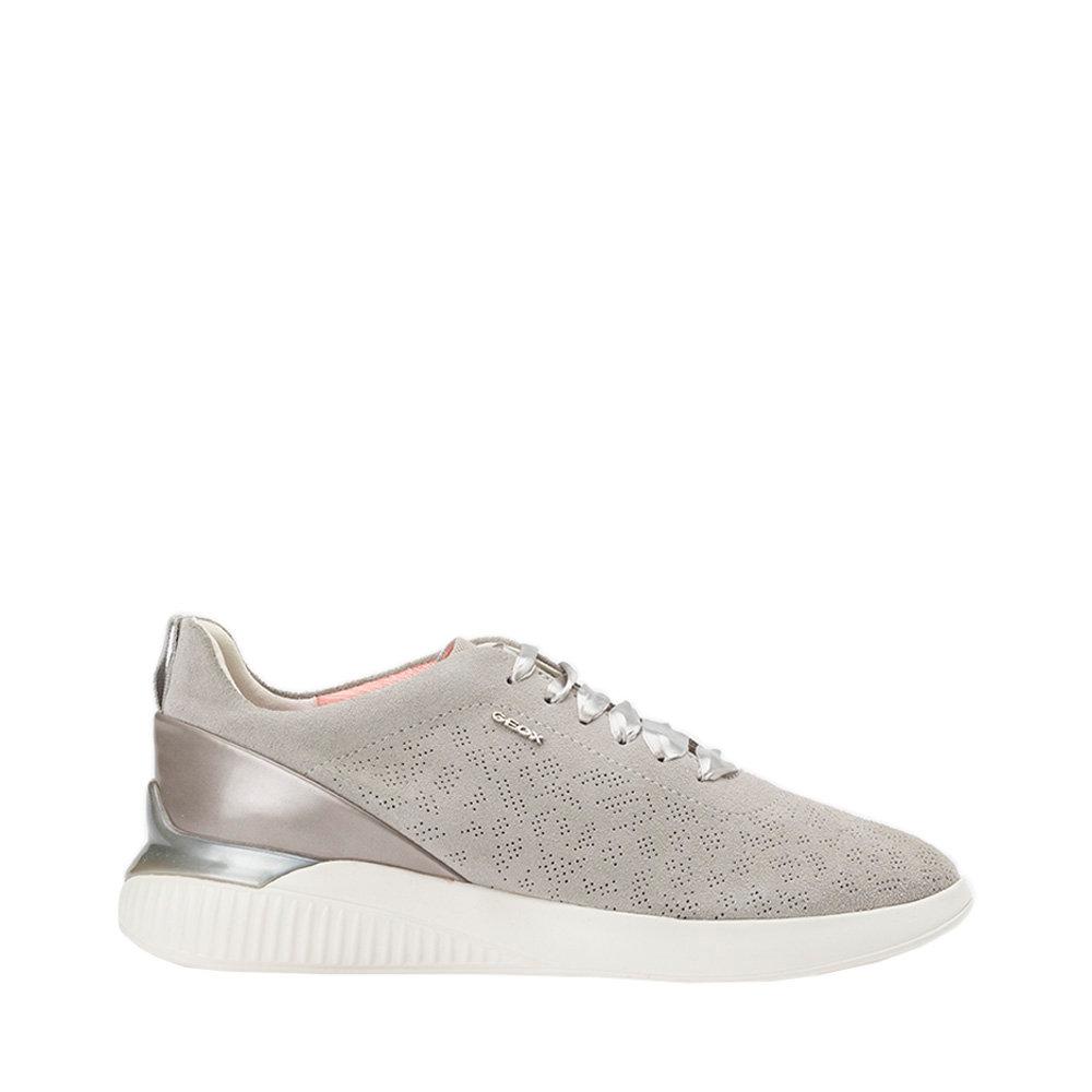 68dbe959d3cd3 Sneakers donna  Theragon  grigie - GEOX SCARPE - Acquista su Ventis.
