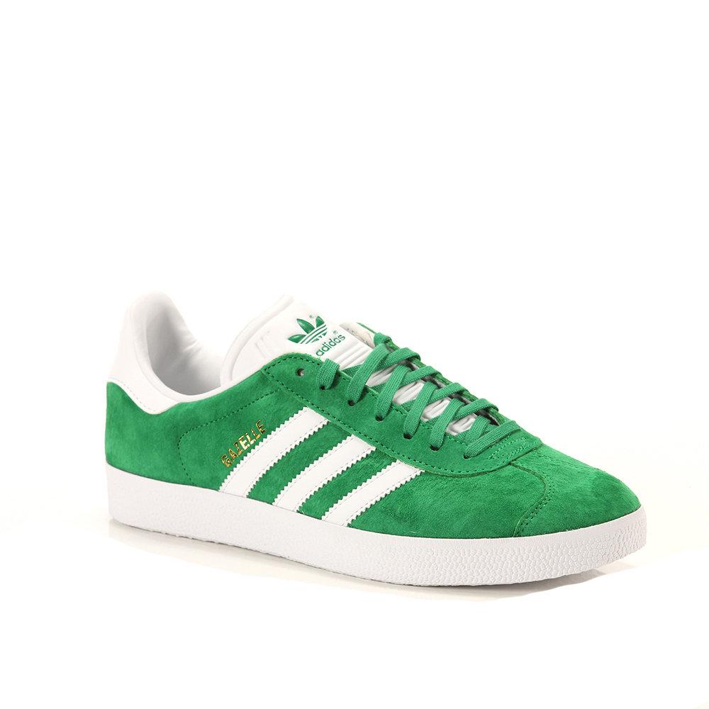 adidas gazelle grigio verde