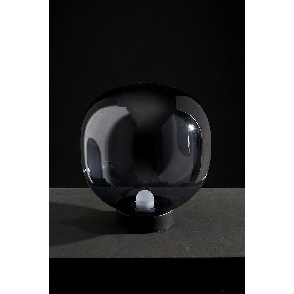 Giardino Zen Da Tavolo Milano : Lampada da tavolo pisa nero unico milano acquista su