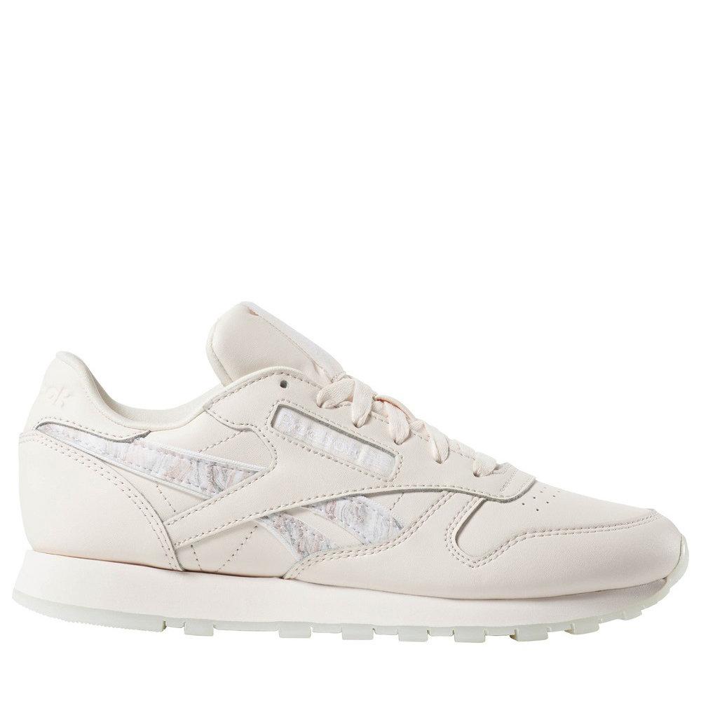 Sneakers Reebok Classic Leather rosa pallide Reebok Acquista su Ventis.