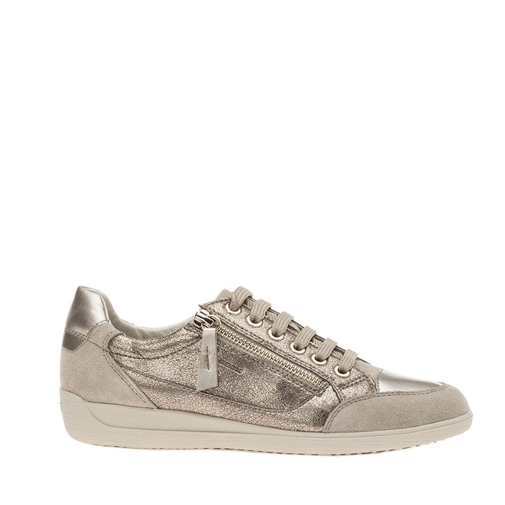 Sneakers con zip multicolor GEOX SCARPE Acheter sur Ventis.