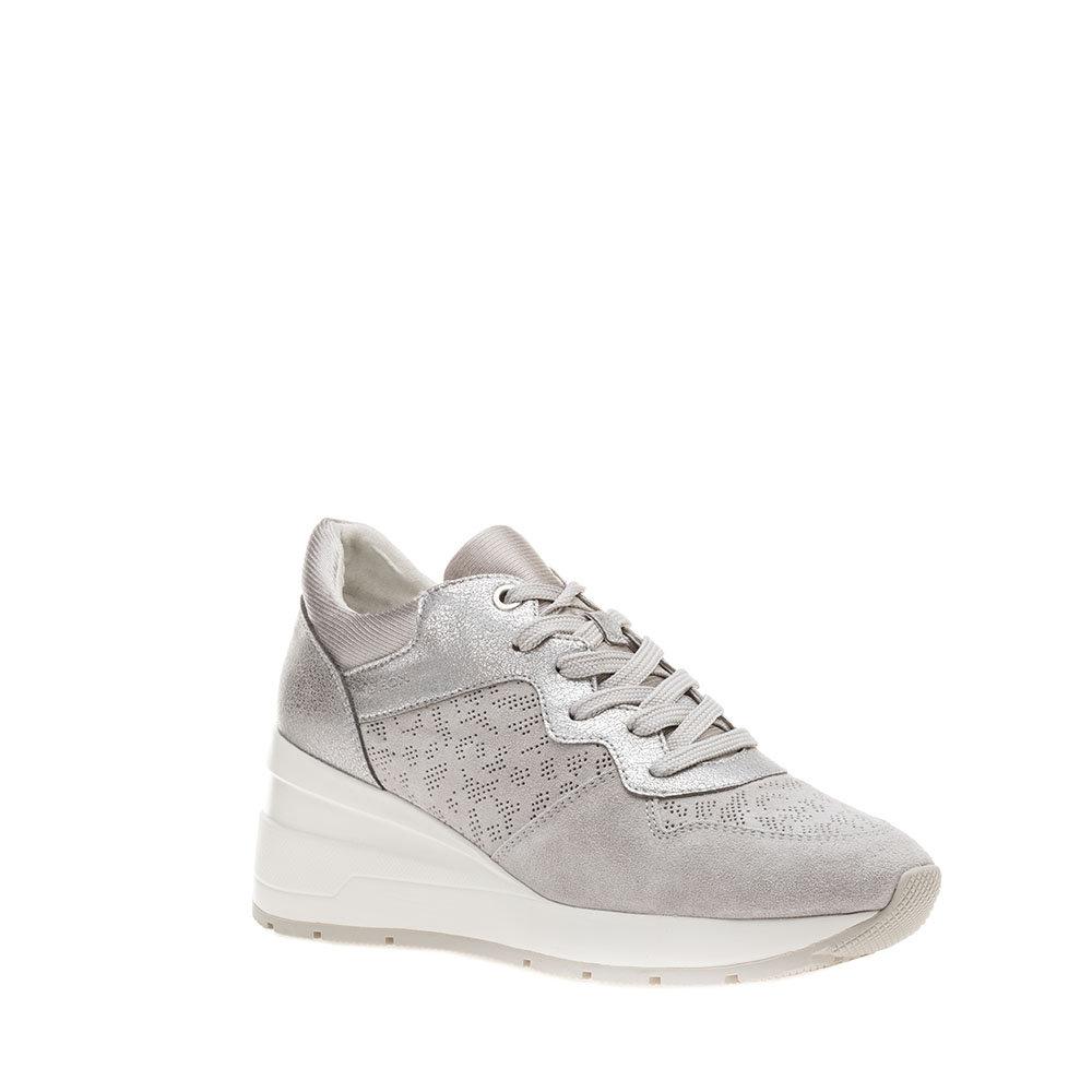 Zeppa Scarpe Con Geox Acquista Sneakers Ventis Grigie Su dQCBerxWo
