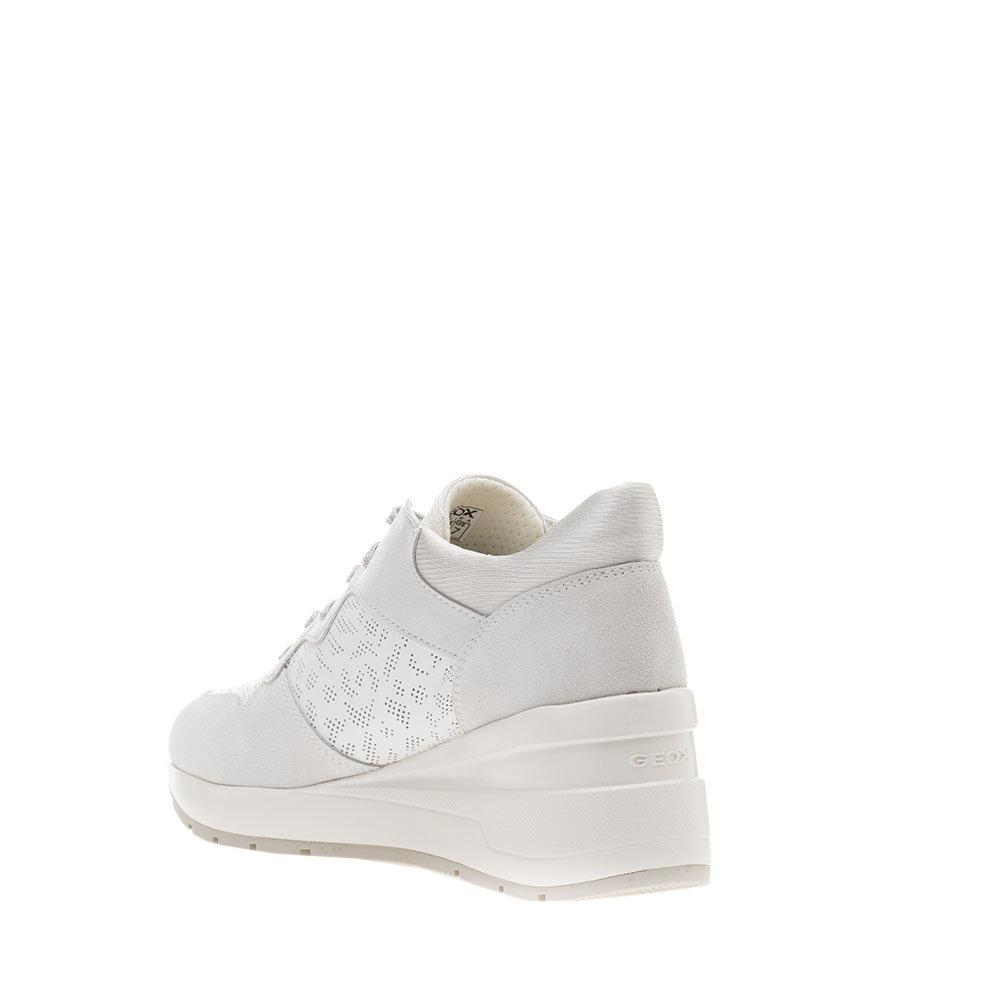 Sneakers con zeppa interna multicolor GEOX SCARPE Acquista su Ventis.