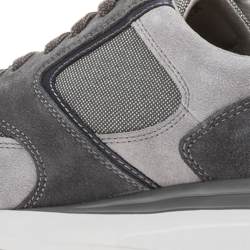 Sneakers in suede multicolor GEOX SCARPE Acquista su Ventis.