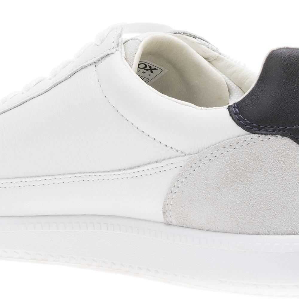 Sneakers basse bianche GEOX SCARPE Acquista su Ventis.