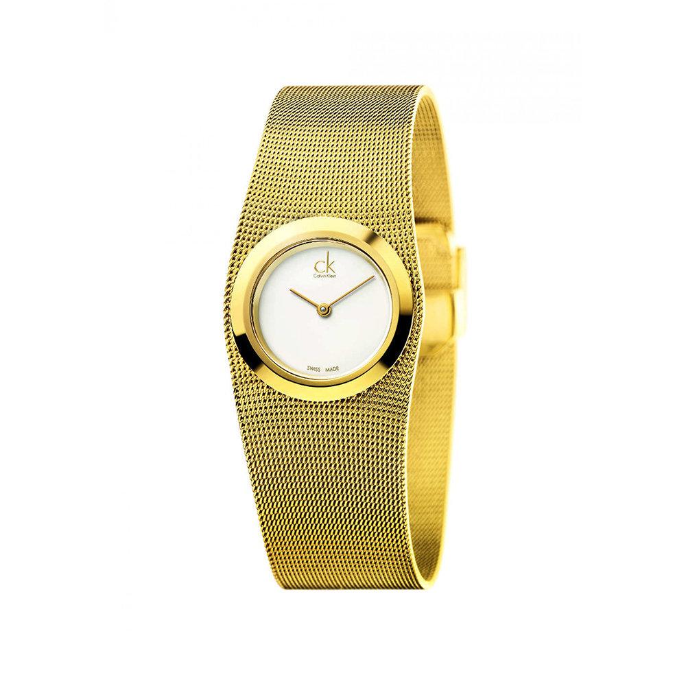 buy popular 933be f2608 Orologio donna oro giallo - Calvin Klein Orologi - Acquista su Ventis.