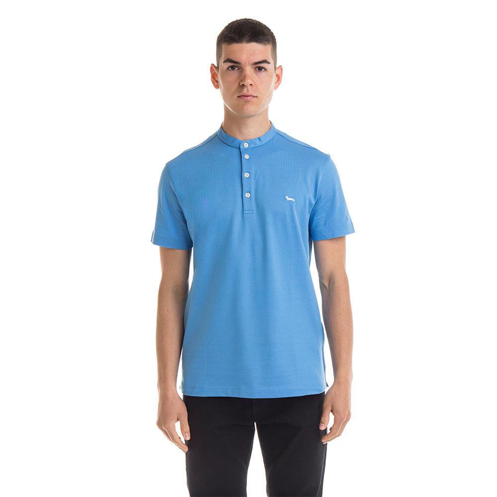 designer fashion 33766 dba93 Polo Harmont coreana azzurra - Harmont & Blaine - Acquista su Ventis.
