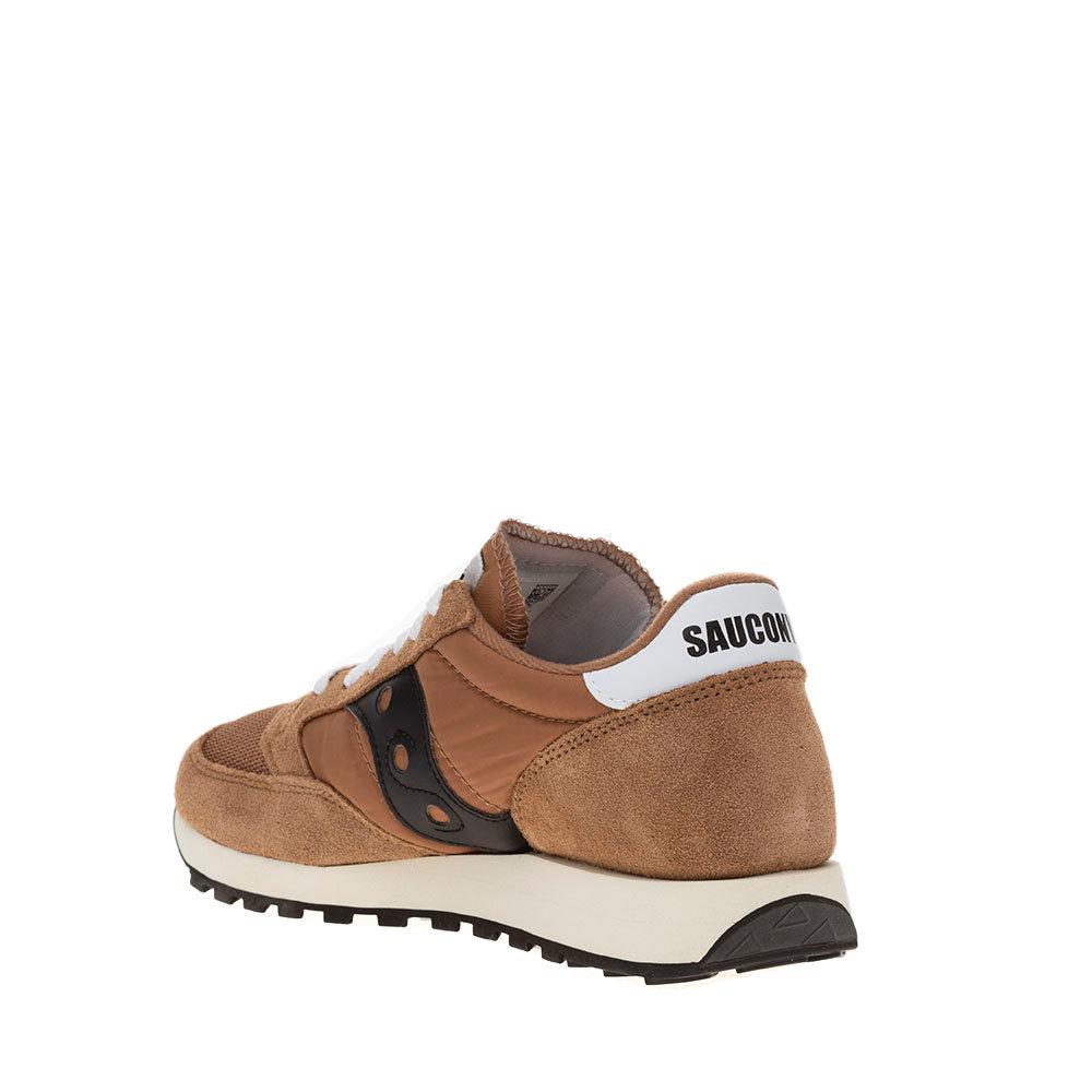 Saucony jazz original uomo s2044 371 marroneverde (42) amazon shoes viola pelle