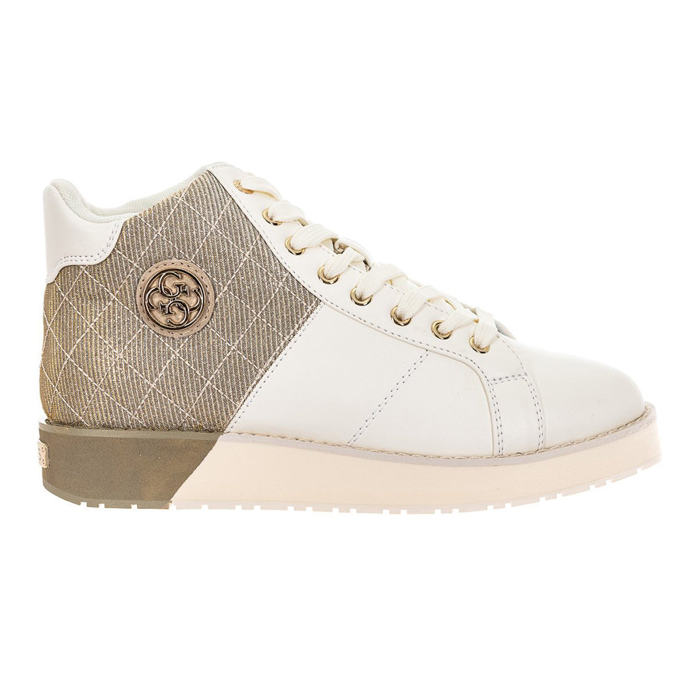 the best attitude 2a4ac 62942 Sneakers con strass bianche - Guess Scarpe - Acquista su Ventis.