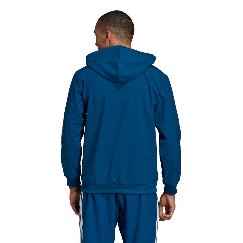 Felpa con zip Outline blu ADIDAS Acquista su Ventis.