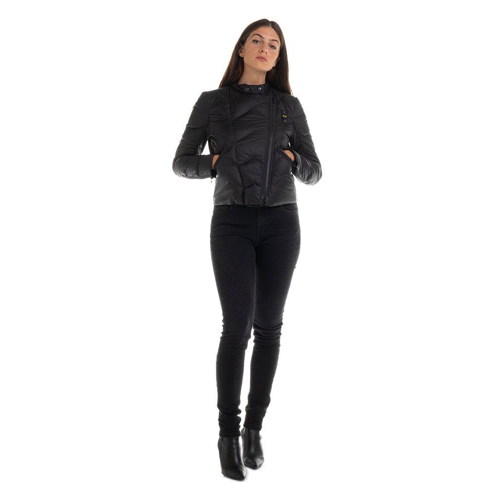 wholesale dealer 3f1c2 0a5fc Piumino 60 grammi corto nero - Blauer - Acquista su Ventis.