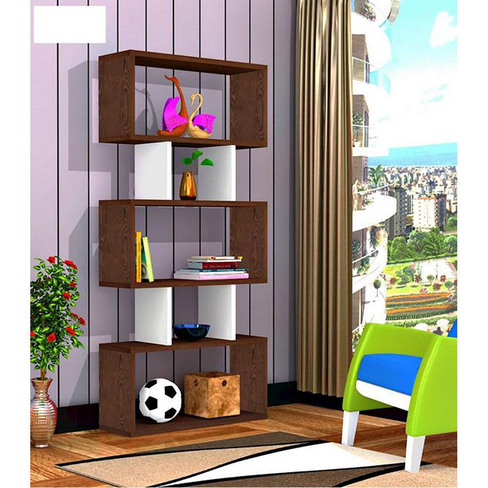 Libreria iona bianco wenge casa nuova arredo nuovo for Nuova arredo inserimenti