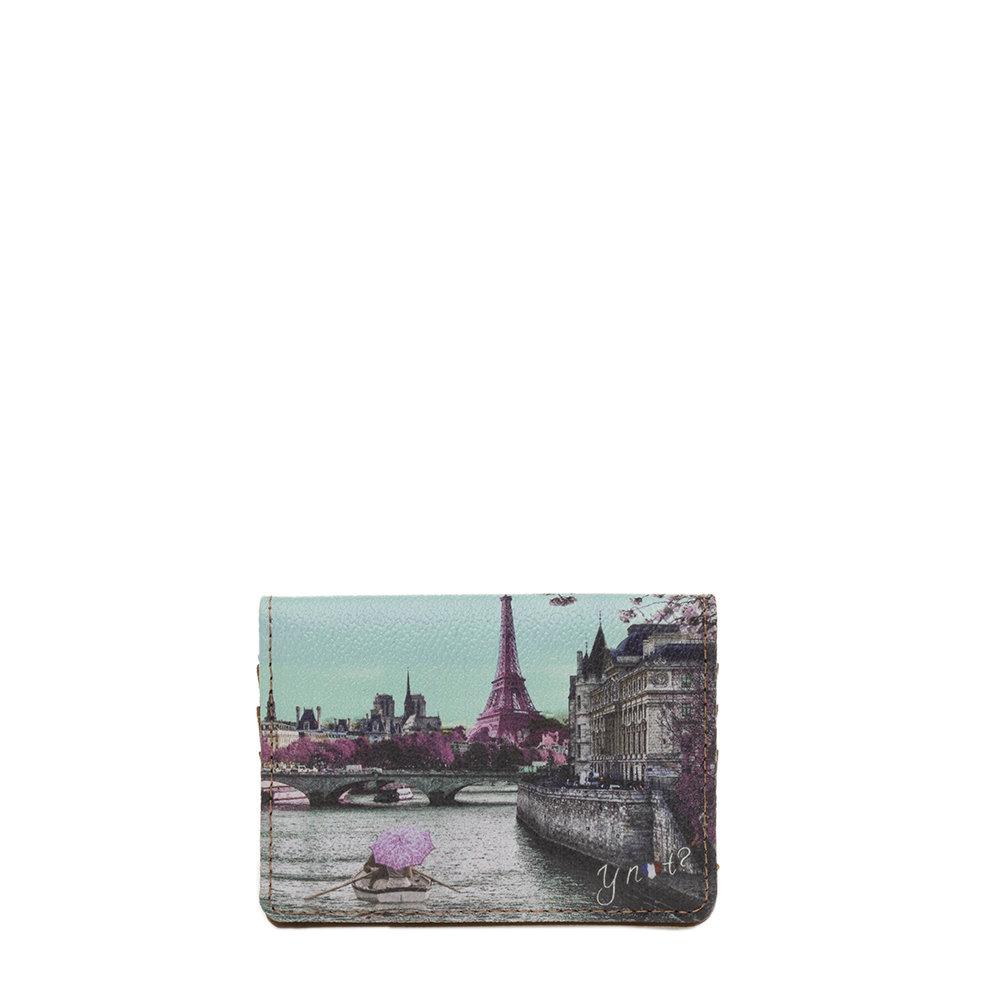 design di qualità 124f1 117d4 Portamonete Paris Seine multicolor - Y Not - Acquista su Ventis.