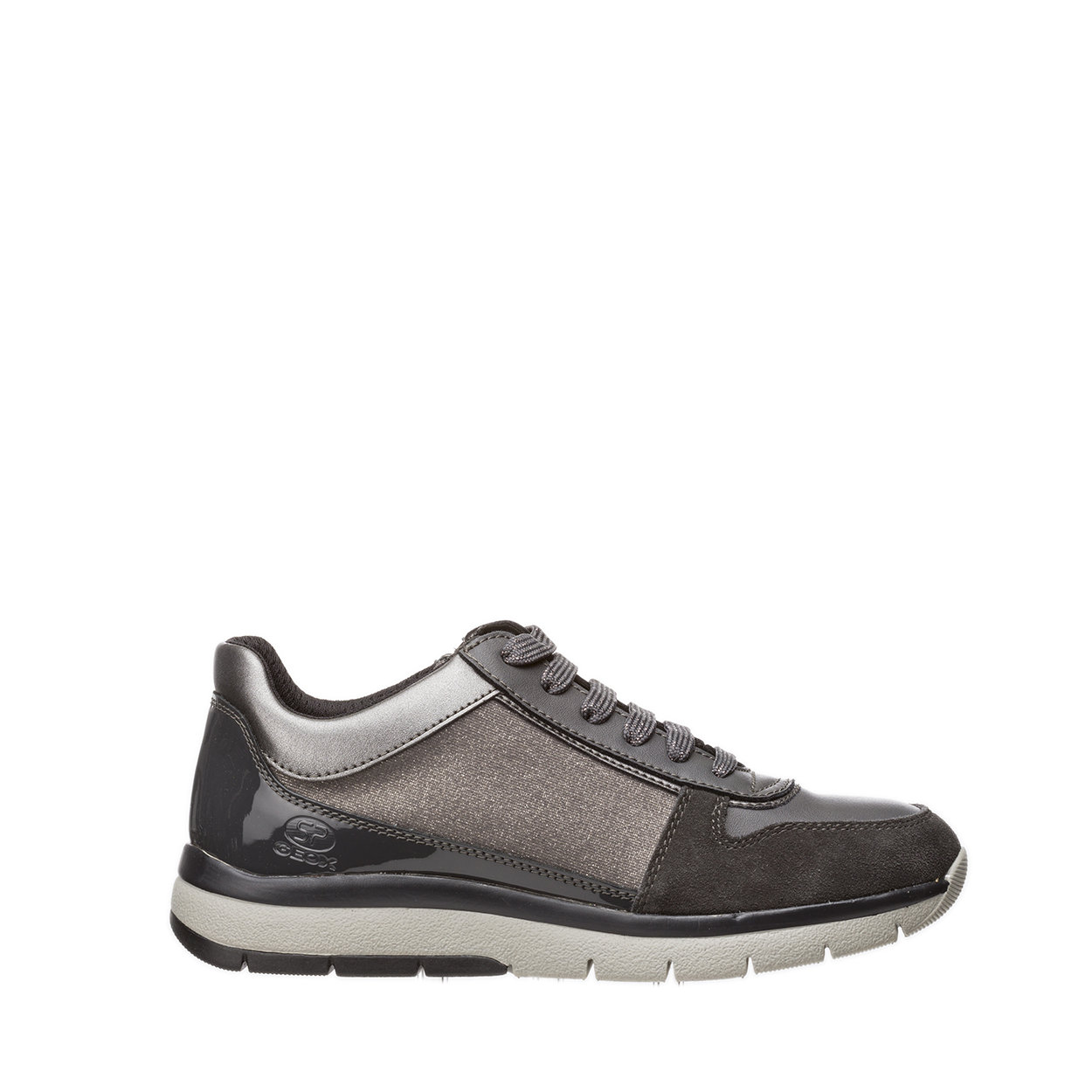immagini dettagliate 21f9e 1d2fa Sneakers Callyn antracite - GEOX SCARPE - Acquista su Ventis.