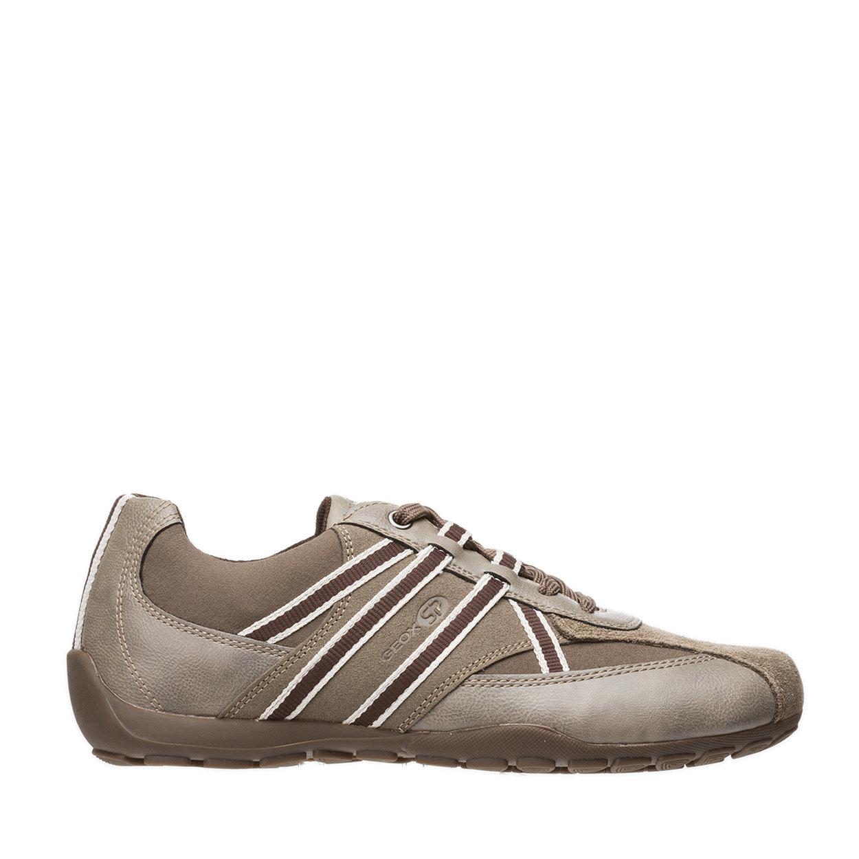 Sneakers Ravex grigio e marrone GEOX SCARPE Acquista su Ventis.