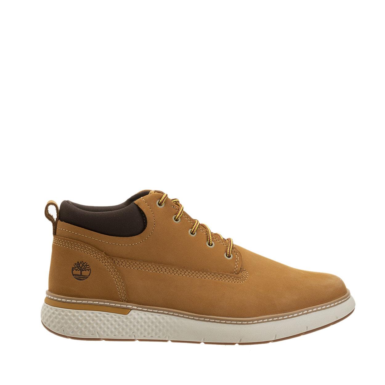 olio su scarpe timberland